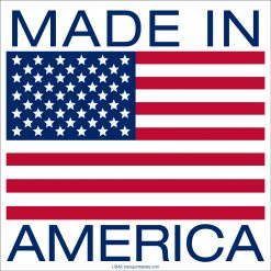 Made in America labels